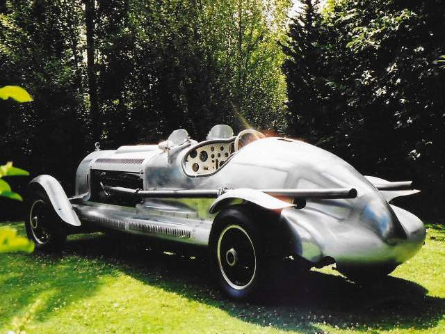 Image of the Rolls Royce Handleigh special